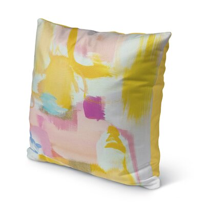 Dalessandro Sway Outdoor Throw Pillow Size: 16 H x 16 W