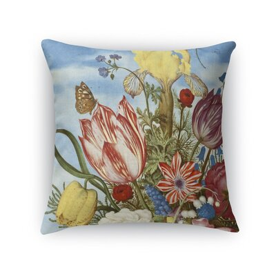 Bengoa Throw Pillow Size: 16 H x 16 W x 6 D