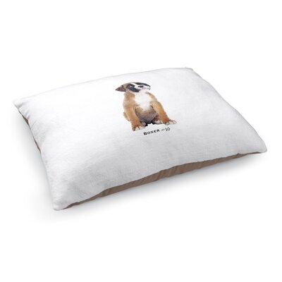 Boxer Pet Pillow