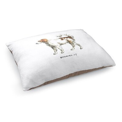 Judd Spaniel Pet Pillow