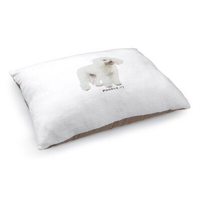 Juliana Poodle Pet Pillow