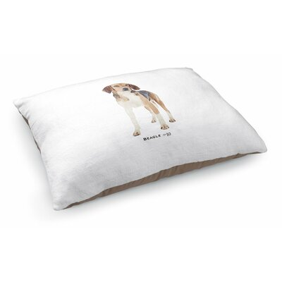 Karlin Beagle Pillow Pet Bed
