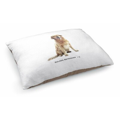 Jurgensen Golden Retriever Pet Pillow