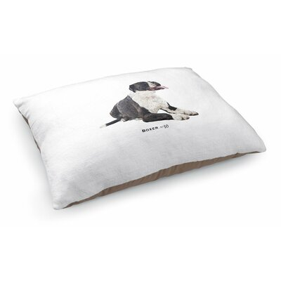 Kaplan Boxer Pet Pillow