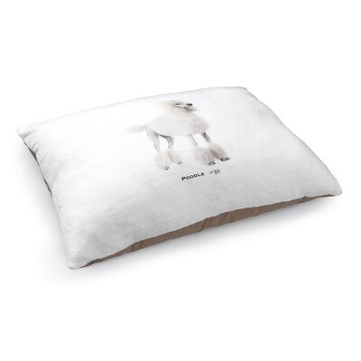 Juliano Poodle Pet Pillow
