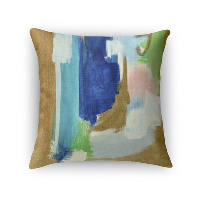 Wesley Throw Pillow Size: 18 H x 18 W x 6 D