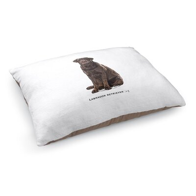 Labrador Retriever Pet Pillow