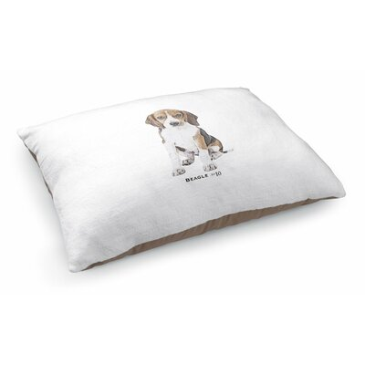 Karl Beagle Pet Pillow
