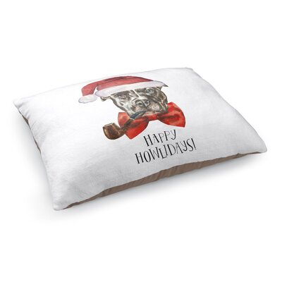 Juno Happy Holidays Pet Pillow