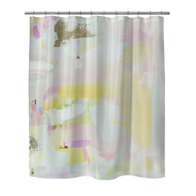 Whitmore Shower Curtain Size: 70 H x 90 W