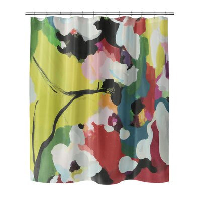Rigney Shower Curtain Size: 70