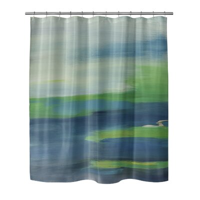 A Beautiful Mess Shower Curtain Size: 70 H x 90 W