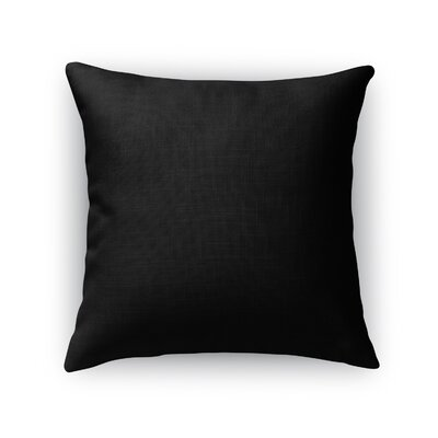 Charlize Was A Good Day Throw Pillow Size: 24 x 24