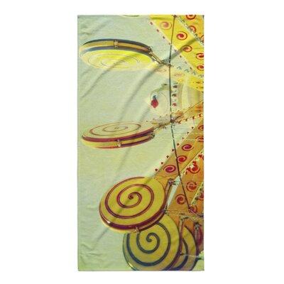 Banerjee Lollypop Love Beach Towel