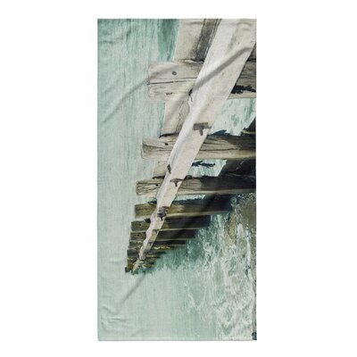 Tematin Jetty Beach Towel