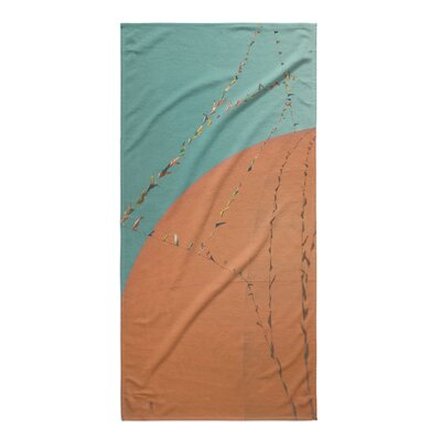 Weiler Orange Beach Towel