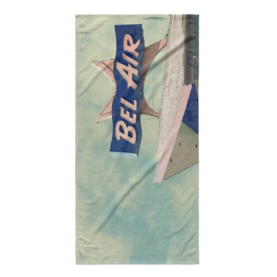 Tookes Bel Air Beach Towel