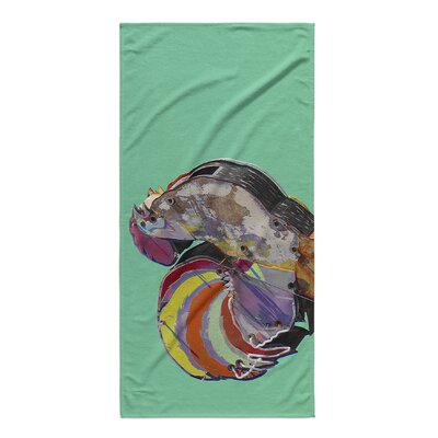 Krysten Beach Towel
