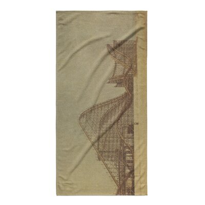 Tollison Beach Towel