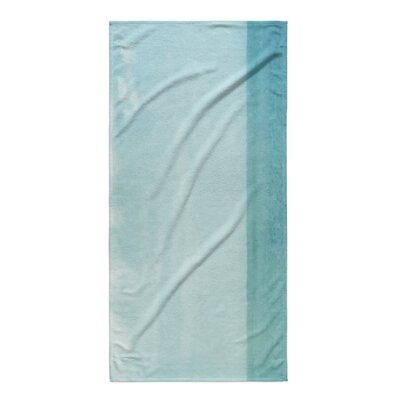 Cafferata Blue Beach Towel