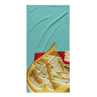 Cafferata Ray Beach Towel