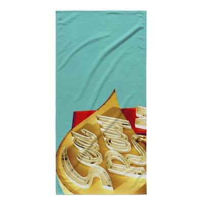 Cafferata Ray Beach Towel