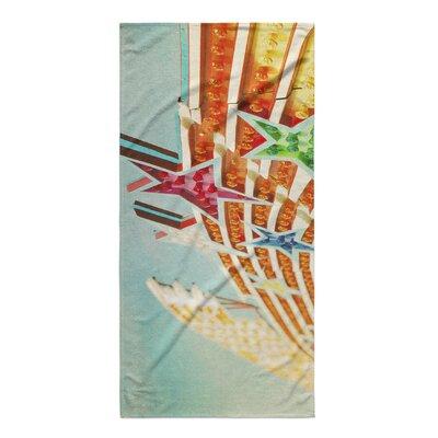 Tomita Star Beach Towel