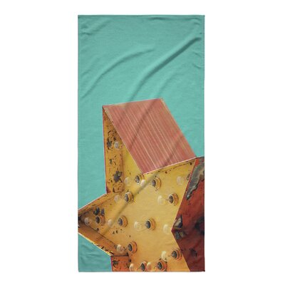 DAdamo Star Sign Beach Towel
