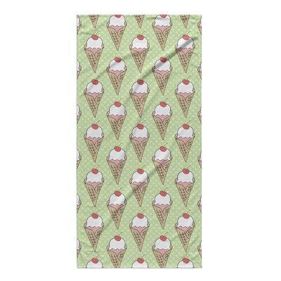 Shouse Ice Cream Beach Towel