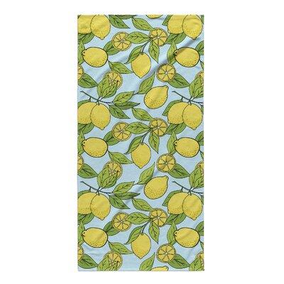 Johansen Lemons Beach Towel