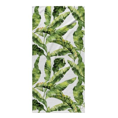Mui Banana Leaf Beach Towel