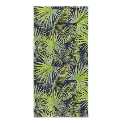 Sharyn The Palms Beach Towel