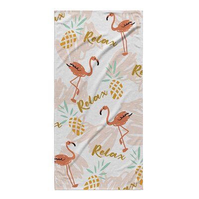 Ivy Relax Beach Towel