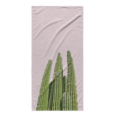 Grosso Cactus Beach Towel