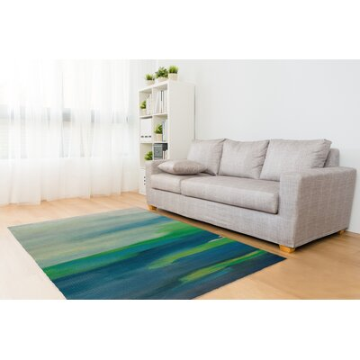Noren A Beautiful Mess Blue Area Rug Rug Size: Rectangle 2 x 3