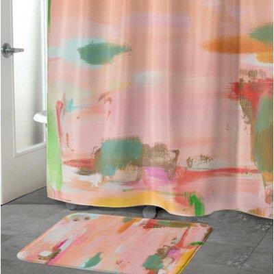 Online Fishing Memory Foam Bath Rug Size: 17 W x 24 L