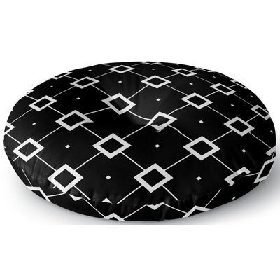 Tsang Diamond Outdoor Floor Pillow Size: 23 x 23