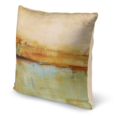 Cher Abstract Throw Pillow Size: 16