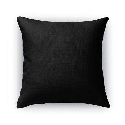 Wiley Vodka Throw Pillow Size: 24 x 24