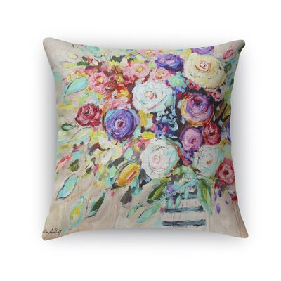 Mittler Throw Pillow Size: 24 x 24