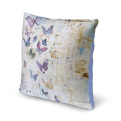 Abner Throw Pillow Size: 16 x 16