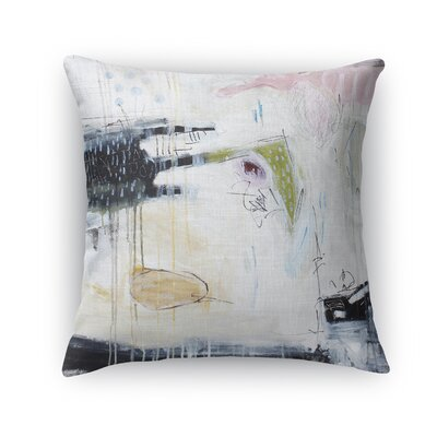 Hera Throw Pillow Size: 18 x 18