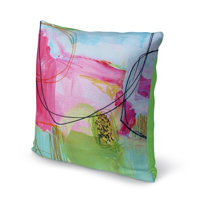 Moriann Throw Pillow Size: 16 x 16