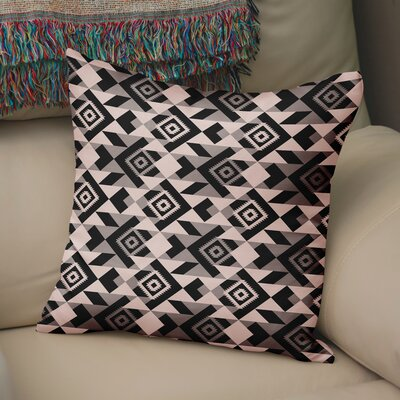 Levine Throw Pillow Size: 18 x 18