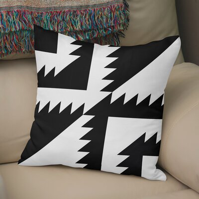Lewellyn Throw Pillow Size: 24 x 24