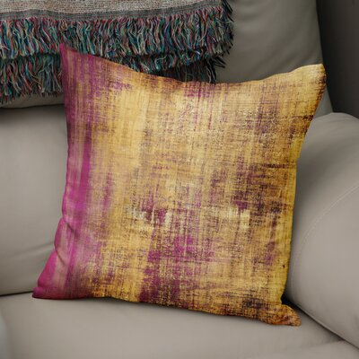 Egbert Throw Pillow Size: 24 x 24