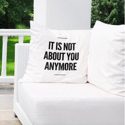 Abel Indoor/Outdoor Throw Pillow Size: 18 H x 18 W x 8 D