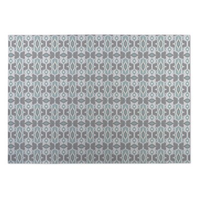 Cosmos Utility Mat Rug Size: Rectangle 4' x 5'