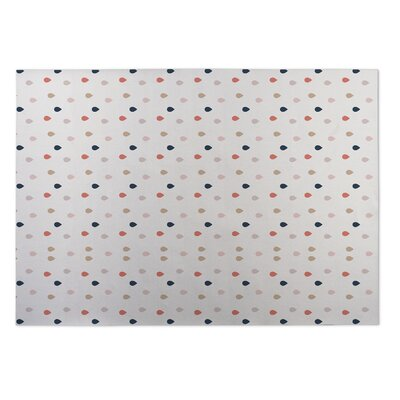 Dew Drops Indoor/Outdoor Doormat