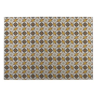 Utility Mat Mat Size: Rectangle 4 x 5